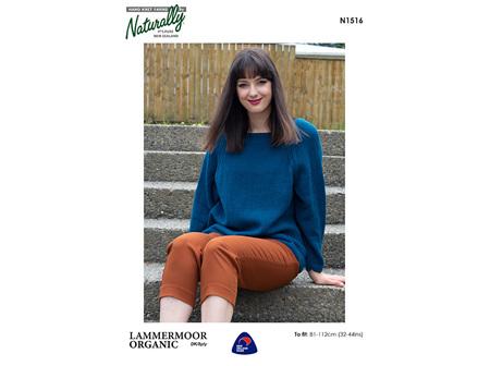 N1516 Lammermoor Organic DK Pattern