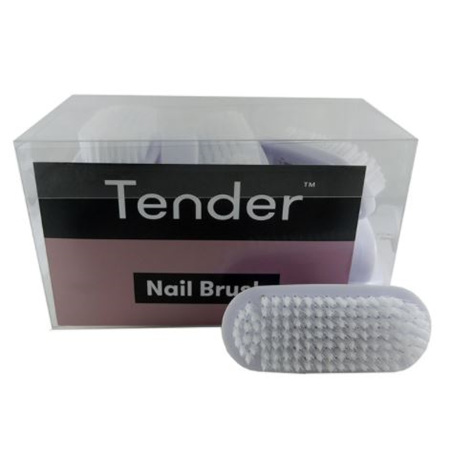 NAIL BRUSH PLASTIC TENDER