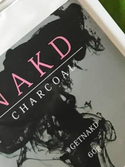 Nakd Charcoal 60g