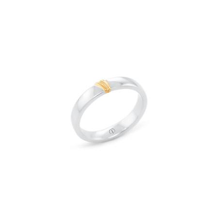 Naked Barcelona Men's Wedding Ring