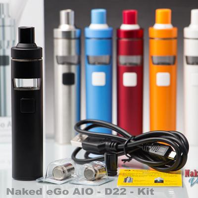 Naked eGo AIO - D22 - Kit
