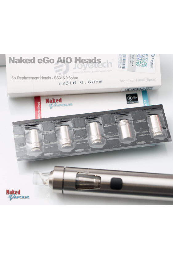 Naked eGo AIO Kit - Complete