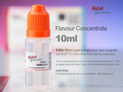 Flavour Concentrate - 10ml