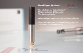 Naked Vapour 510 Atomizers