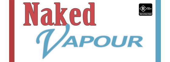Naked Vapour Logo