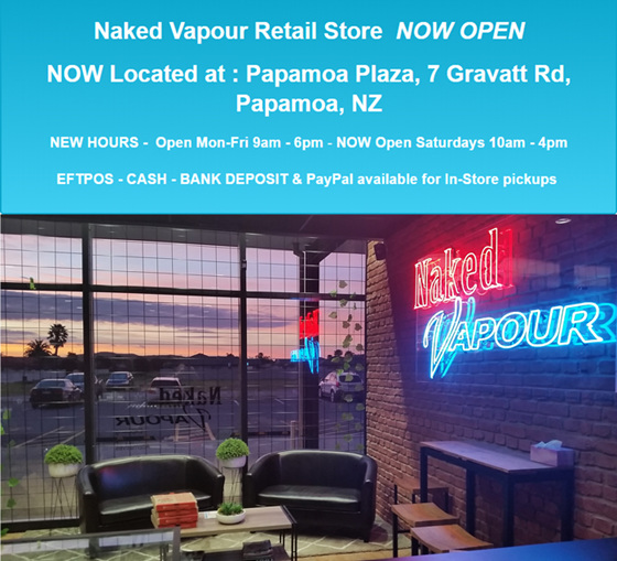 Naked Vapour Shop