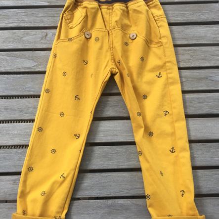 Name it mustard pants