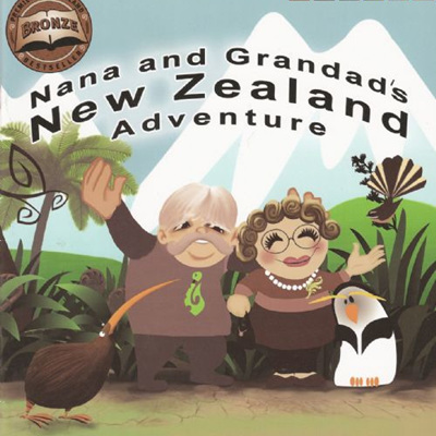 Nana and Grandad's New Zealand Adventure