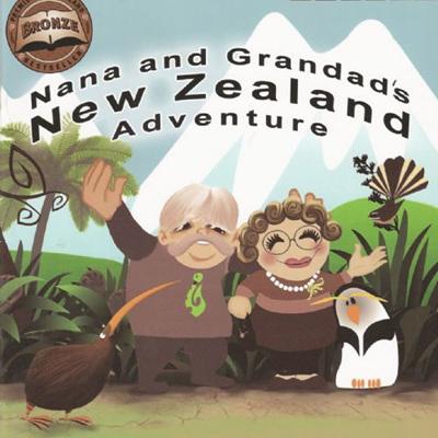 Nana and Grandad's New Zealand Adventure