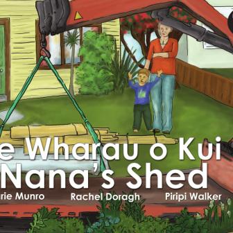 Nana's Shed Books