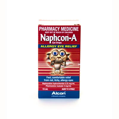 Naphcon-A