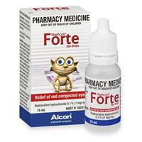 Naphcon Forte Eye Drops