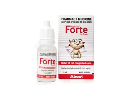 Naphcon Forte Eye Drops 15ml
