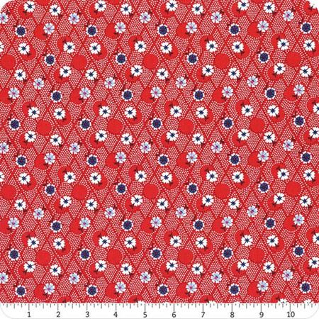 Naptime Red Diamond Panes 19418-3