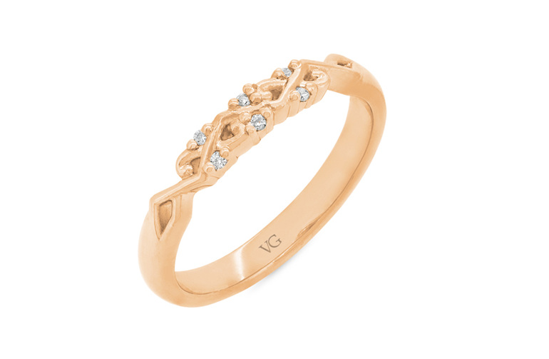 Narrative Fable Wedding Ring