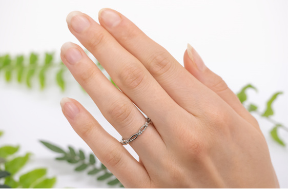 Narrative Skye Wedding Ring