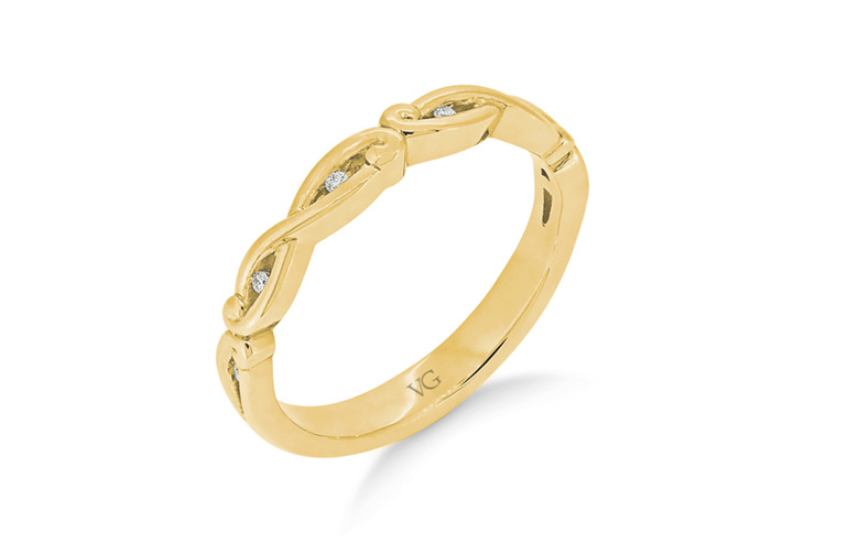Narrative Solasta Wedding Ring