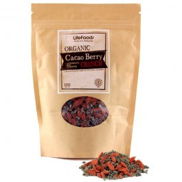 Natava Superfoods Organic Cacao Berry Crunch 250g