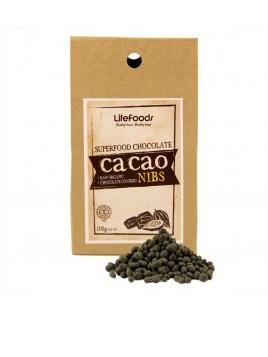 Natava Superfoods Organic Cacao Nibs 100g