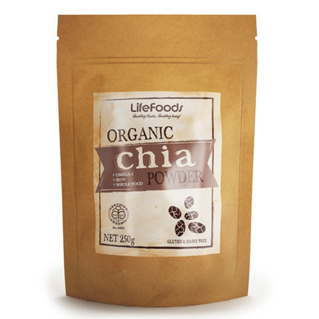 Natava Superfoods Organic Chia Powder 250g
