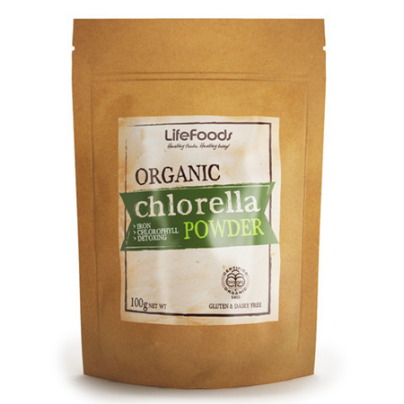 Natava Superfoods Organic Chlorella Powder 100g