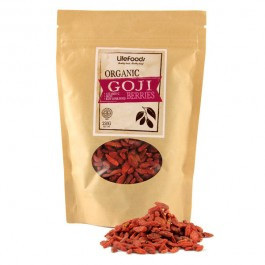 Natava Superfoods Organic Goji Berries 250g