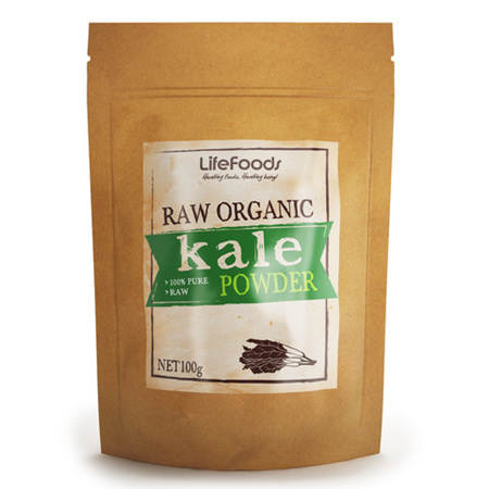 Natava Superfoods Organic Kale Powder 100g