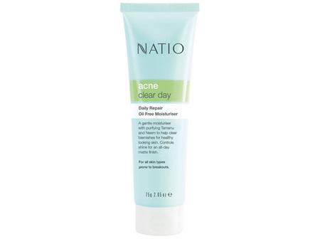 NATIO Acne Daily Repair O/F Moist.