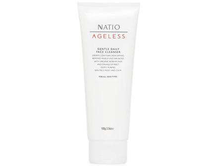 NATIO Ageless Gentle Face Clns 100g