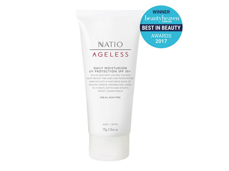 NATIO Ageless Moist UV Pr. SPF 30+