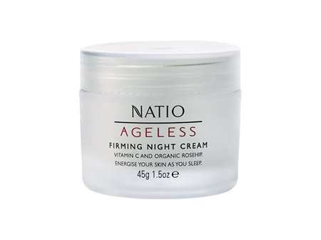 NATIO Ageless Night Cream 45g