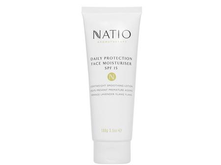 NATIO Aroma Daily Face Moist SPF15