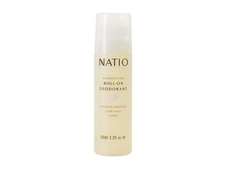 NATIO Body Deodorant Roll On