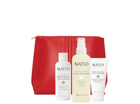 Natio Christmas Gift Set -  Loving Mist