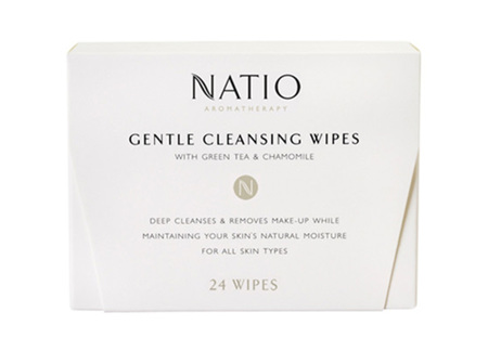NATIO Cleansing Wipes 24