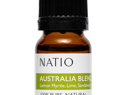 NATIO Essential Oil Blend Australia 10ml