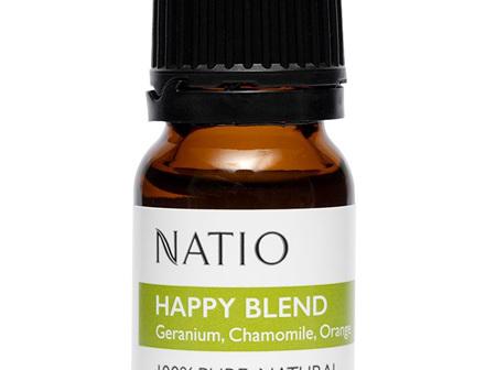 NATIO Essential Oil Blend Happy 10ml