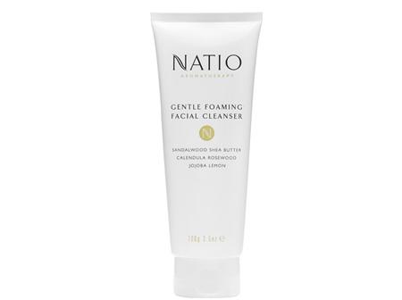 NATIO Face Foam Facial Cleanser