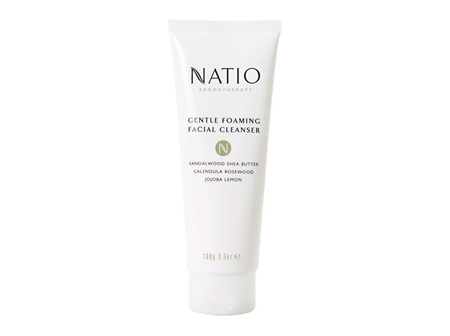 NATIO Face Foam Facial Cleanser