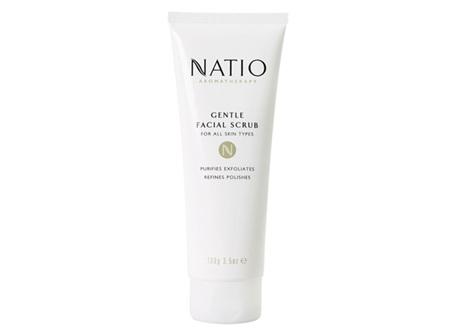 NATIO Face Gentle Facial Scrub