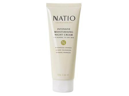 NATIO Face Intensive Moist Night Cr