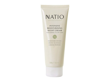 NATIO Face Intensive Moist Night Cr