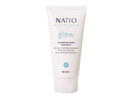 NATIO Face Skin Brightening F/Balm