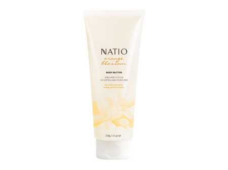 NATIO Orange Blossom Body Butter