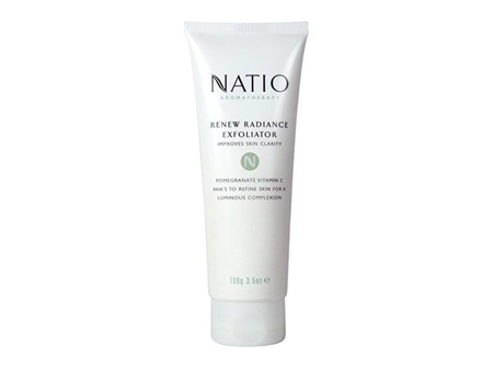 NATIO Renew Radiance Exfoliator