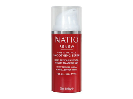 NATIO Renew Smoothing Serum