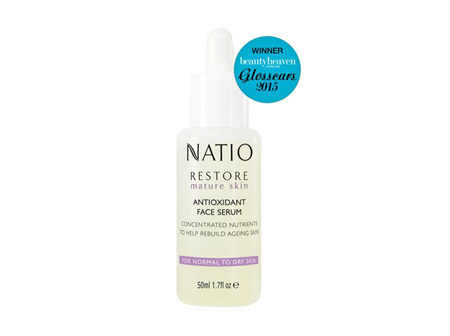 NATIO Restore A/O Face Serum 50ml