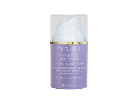 NATIO Restore Replen Day Cream 50ml
