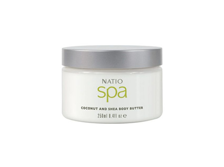 NATIO Spa Coco & Shea Body Butt.