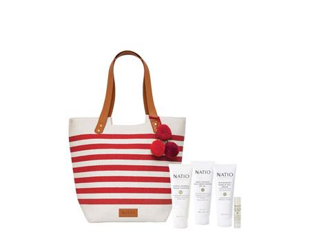Natio - Summer Holiday Christmas Gift Pack